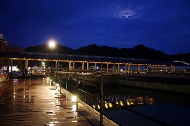 油津堀川運河整備事業