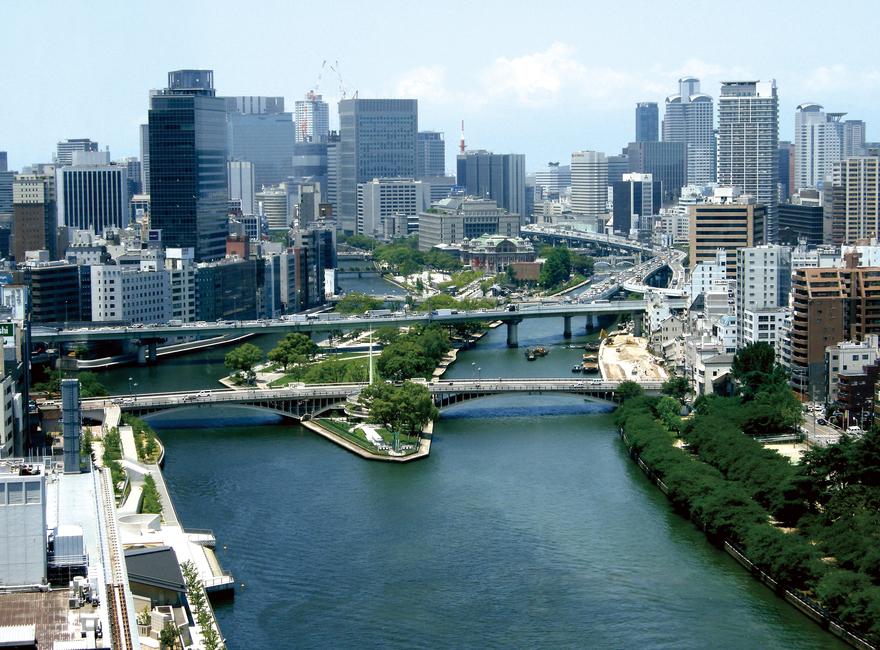 水の都大阪の歴史と自然を継承する公園の再整備計画 大阪市中之島公園水の都大阪の歴史と自然を継承す